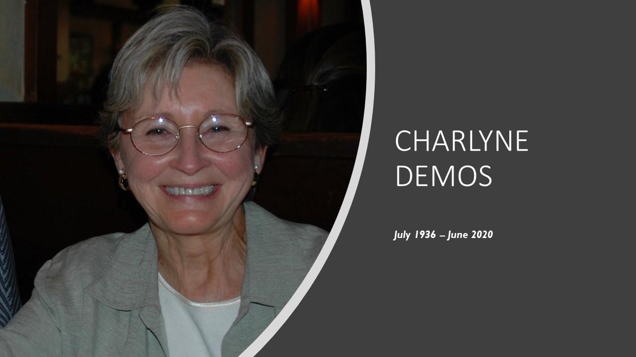 Charlyne Aycock Demos